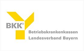 Logo der Betriebskrankenkassen Landesverband Bayern
