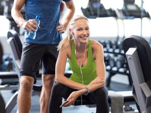 Campeon Fitnesscenter bei Infineon Technologies